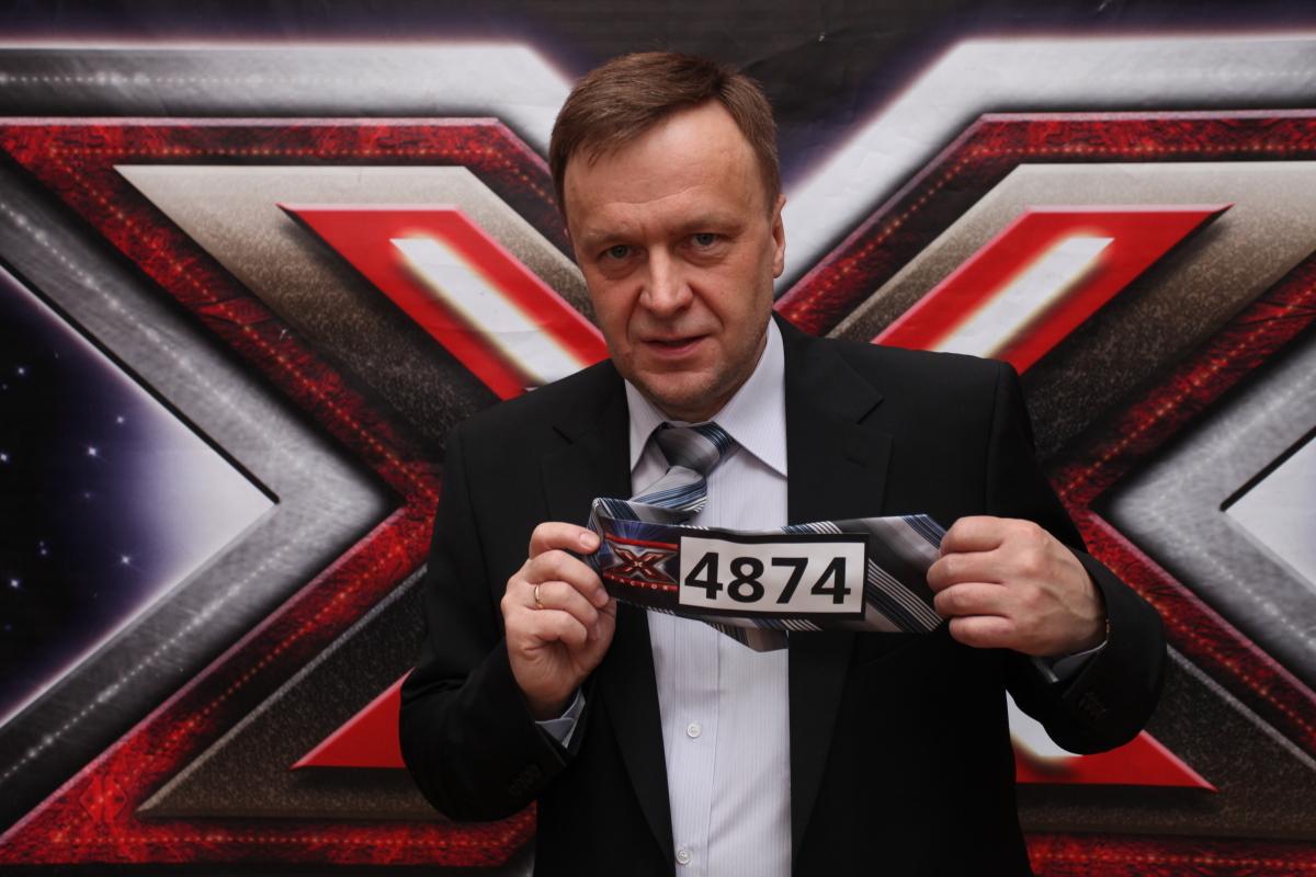 Mariusz Michalski - uczestnik 4. odcinka 1. edycji