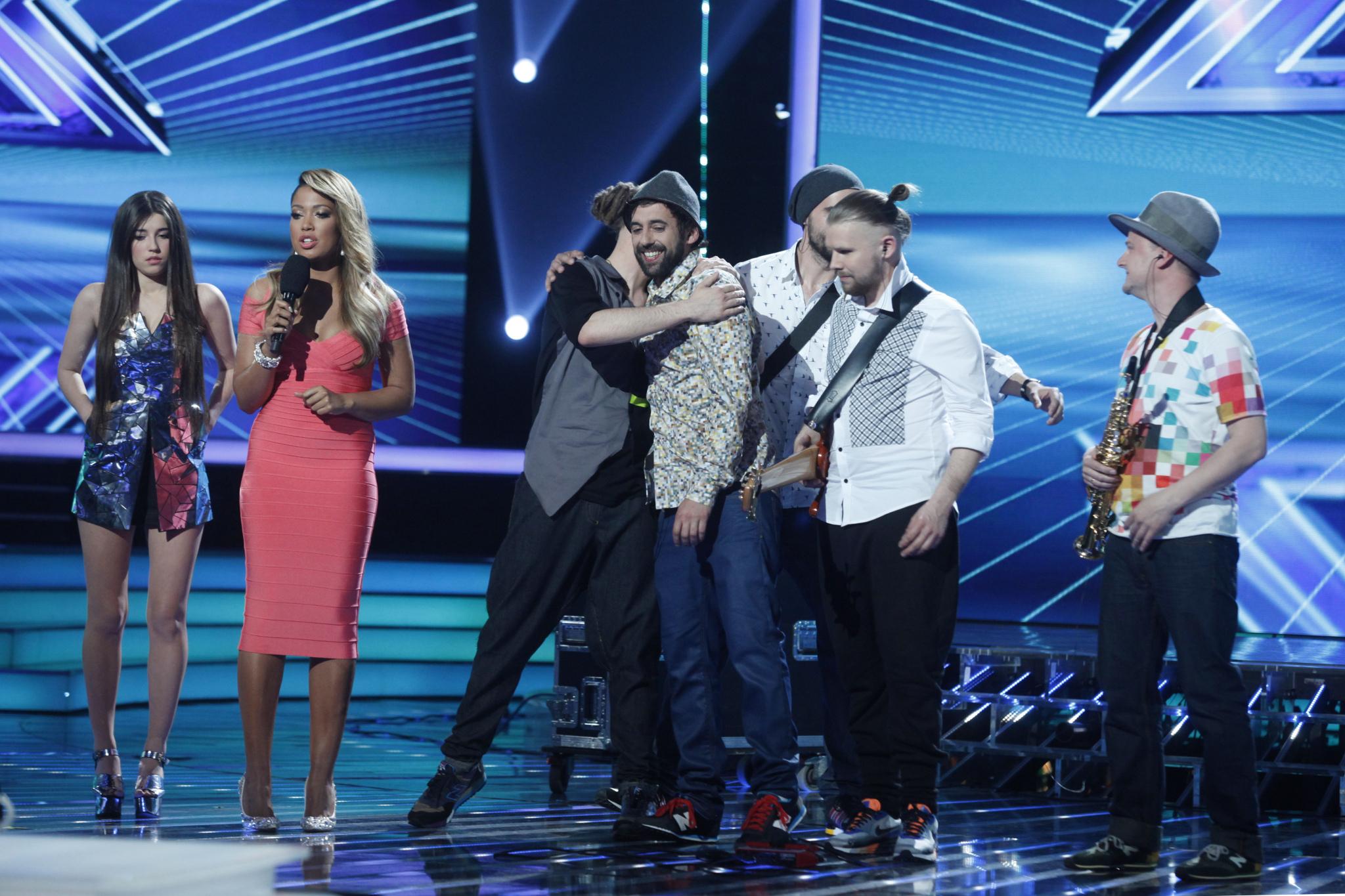 X Factor Live 3 - dogrywka